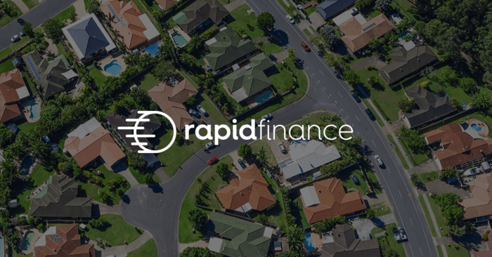 rapidfinance for your new property