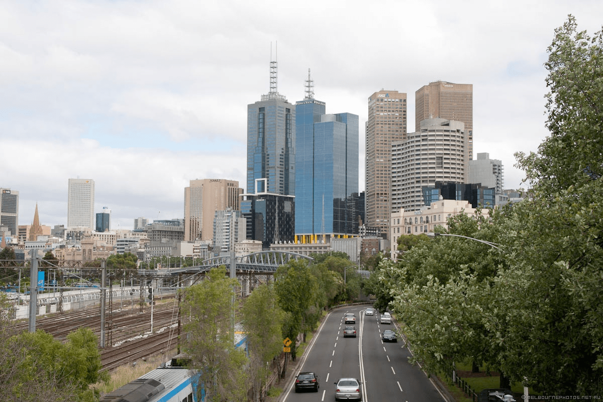 property prices in melbourne